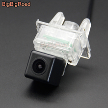 BigBigRoad Vehicle Wireless Car Rear View Camera HD Color Image For Mercedes Benz E Class MB W212 2010-2015 C Class MB W204 W205
