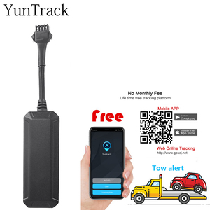 Mini Waterproof GSM GPS tracke
