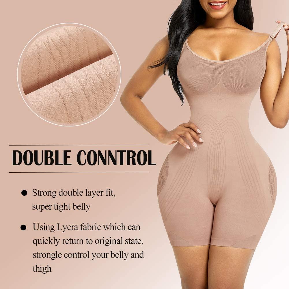 HEXIN body senza cuciture da donna dimagrante Shapewear cinturini modellanti vita bassa allenatore intimo Backless Sexy fajas colombia ana 2