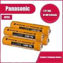 Беспроводная перезаряжаемая клавиатура и мышь Panasonic 1,2 в 630 мАч Ni-MH, 4 шт.