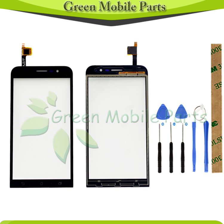 Good Quality   Touch Panel For Asus Zenfone Go ZB500KL X00AD Touch Screen Front Outer Glass Lens Cover Panel Replacement Parts