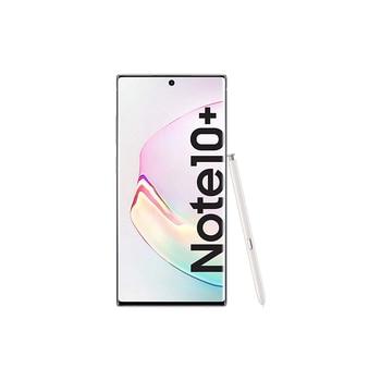 Купить Samsung Galaxy Note 10 Plus (N975F), белый/серебристый (белый/серебристый), 256 ГБ внутренней памяти, 12 Гб оперативной памяти, Dua