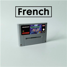 سر مانا 2 اللغة الفرنسية آر بي جي بطاقة الألعاب EUR نسخة اللغة الإنجليزية بطارية حفظ