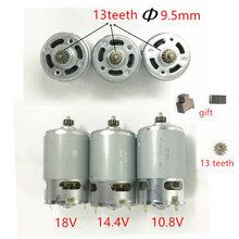 13 il motore 10.8V 12V 14.4V 18V dei denti sostituisce per il trapano a batteria di BOSCH MAKITA HITACHI HILTI RYOBI