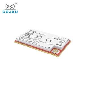 Image 5 - Si4438 433mhz rf módulo tcxo ebyte E30 433T20S3 smd, transmissor sem fio, alcance longo de 100mw 2500m ipex conector