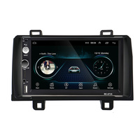 2 din Car Radio Multimedia video Player For Toyota Matrix 2008 2011 Surrounded Trim Panel Kit Android 8.1 player