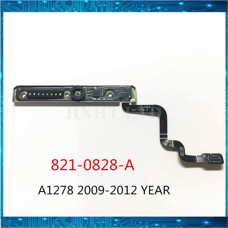 """Original 821-0828-A pour MacBook Pro 13 """"A1278 indicateur de lumière de batterie carte de sommeil 2009 2010 2011 2012 an"""