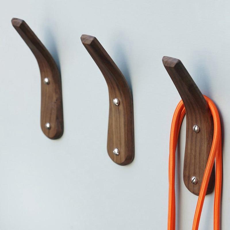 Robe Hooks Key Aluminum Bathroom Towel Hook Wall Mounted Clothes Coat Hooks Rack Door Decorative Bathroom Hardrware|Hooks & Rails| |  - title=