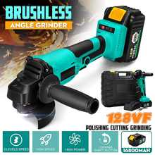Polishing-Machine Battery Angle-Grinder Rechargeable Drillpro Press-Type Cordless 100mm