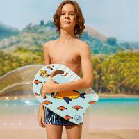 Swimming Floating Board for Children Swimming Training Lightweight EVA Plate Back Kickboard Pool Water Baby