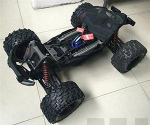 Image 5 - 1/5 Traxxas X MAXX XMAXX 77076 4 Waterproof Cover Protection Chassis Dust and Sandproof Cover for Rc Auto Parts XMAXX