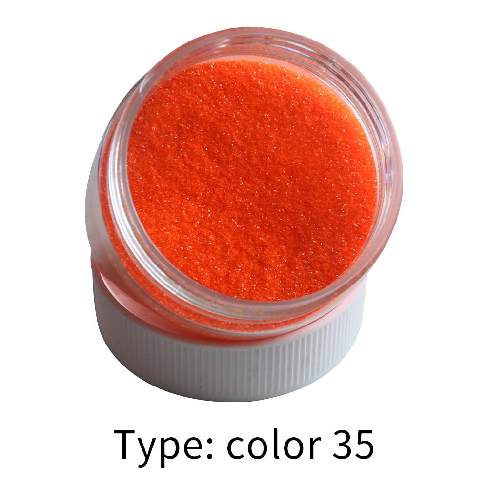 Pearl Powder Pigment Glitter Powder Flash Powder Color 35 Shiny Metal Sheets Nail Decoration Paint Coating Automotive Coating