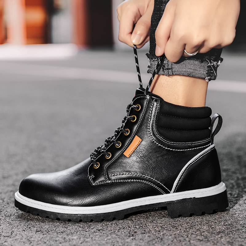 leather boots (38)