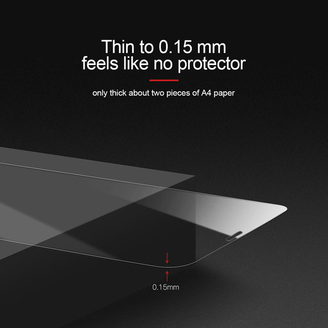 Baseus iPhone 11 Pro Max 0.15mm Tempered Glass Ultra Thin Screen Protector