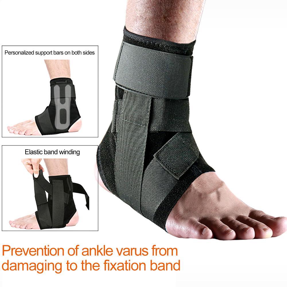 1 par 3D Esporte Ankle Brace Protector