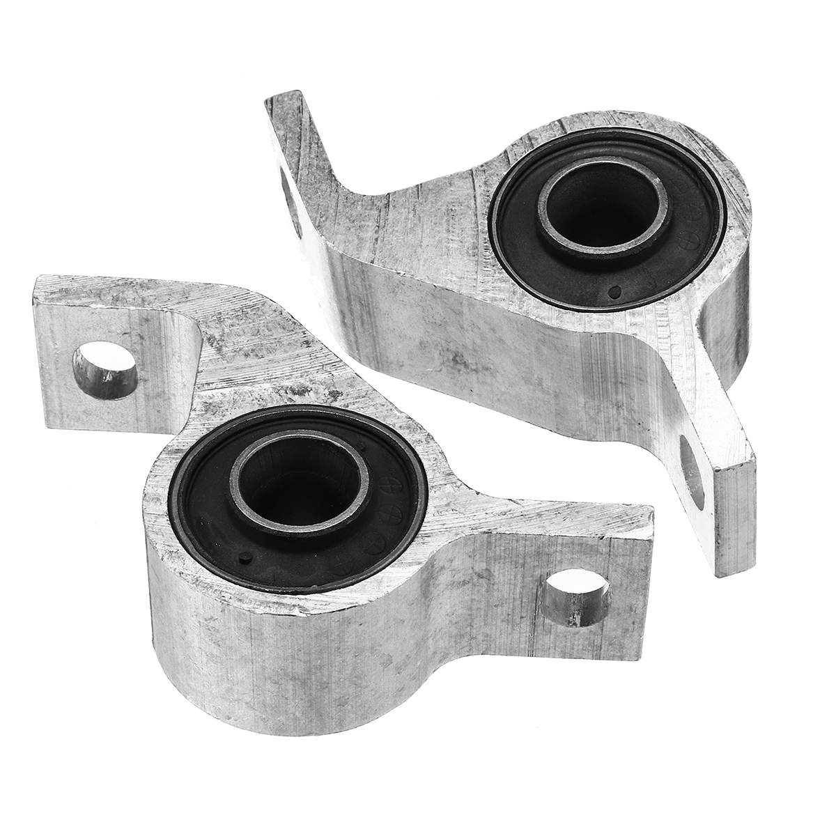 1pair Front Lower Control Arms Bushing for Subaru Forester for Legacy Impreza  Liberty 20201-AC100 20201-AC110