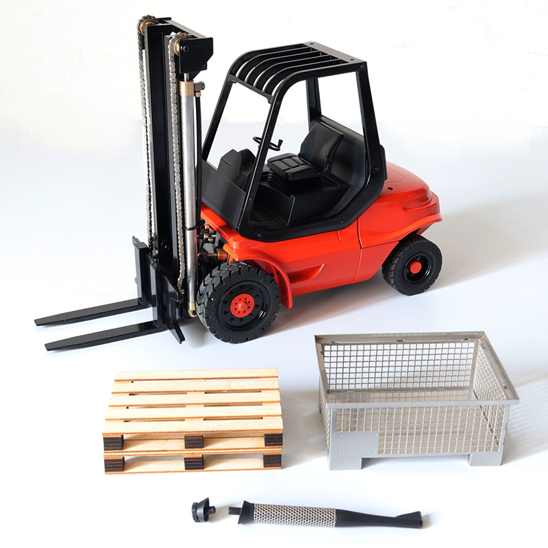 1/14 RC Hydraulic Forklift Set With Remote 2