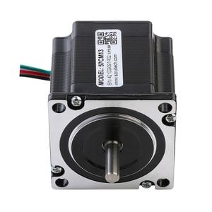 Image 5 - Rtelligent NEma 23 step Motor 57mm 6.35mm dia flanş 0.9N.M 9NCM 9kgf.cm