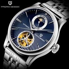 2020 Новый pagani Дизайн Топ Модные мужские часы для отдыха;