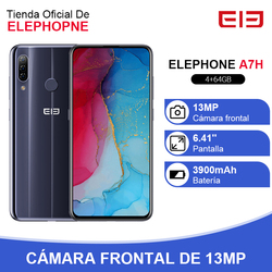 W magazynie ELEPHONE A7H Helio P23 4GB 64GB Smartphone 6.4