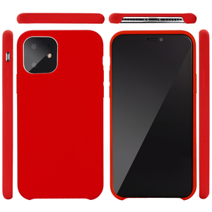 Image 2 - For Iphone 11 5.8 Inch 2019 Case Soft Liquid Silicone Back Cover for Iphone 11 pro Max 5.8 6.1 6.5 2019 Shockproof protect Case