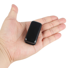 UNIWA L8star BM60 Mini Flip Mobile Phone MP3 Magic Voice Blu