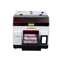LY A43 3020 ekran dotykowy w pełni automatyczny płaskie uv drukarka atramentowa Epson L800 głowica drukująca promień podczerwieni pomiaru max zasięg pracy si