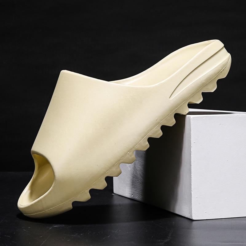 sólida casual casa chinelo sapatos eva antiderrapantes