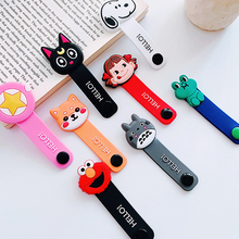 Cartoon Cable Protector Data Line Cord Protector Protective Case Cable Winder Cover For iPhone USB Charging Cable For iPhone 8 cartoon cable protector data line cord protector protective case cable winder cover for iphone huawei samsung usb charging cable