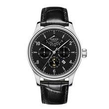 Мужские автоматические часы Parnis 43 мм, роскошные брендовые механические часы Miyota для подматывания Луны и фаз мощности, подарок для мужчин, часы для подарка, подарок на день рождения