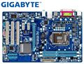 VERWENDET Gigabyte GA P61 USB3 B3 desktop motherboard für intel DDR3 LGA 1155 P61 USB3 B3 16GB USB 2 0 USB 3 0 H61 mainboard boards PC-in Motherboards aus Computer und Büro bei