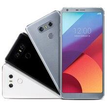 """Разблокированный мобильный телефон LG G6 H871 H872 H873 G600 4G LTE 4 Гб ОЗУ 32 Гб ПЗУ Snapdragon 821 5,"""" 13 МП"""