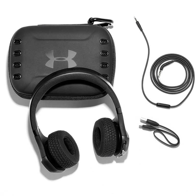 Under armour rock earphones