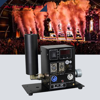 Spray 6 8m co2 cannon CO2 stage effect digital co2 jet dmx Machine for dj disco stage show concert atmosphere