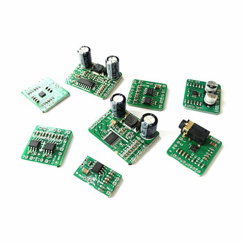 Differential Amplifier Board 2x3W 2x5W 2x10W 2x18W Digital Class D/Class AB Audio Power NS4110B /TPA6112&SGM4812/HT8698/HT8696 image