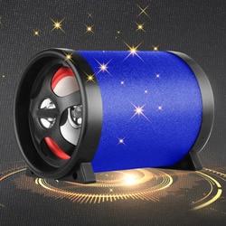 5inch Car Active Bluetooth Subwoofer Portable Speaker 12V 24V 110V 220V Motorcycle Auto Truck Home Speakers Sub Bass