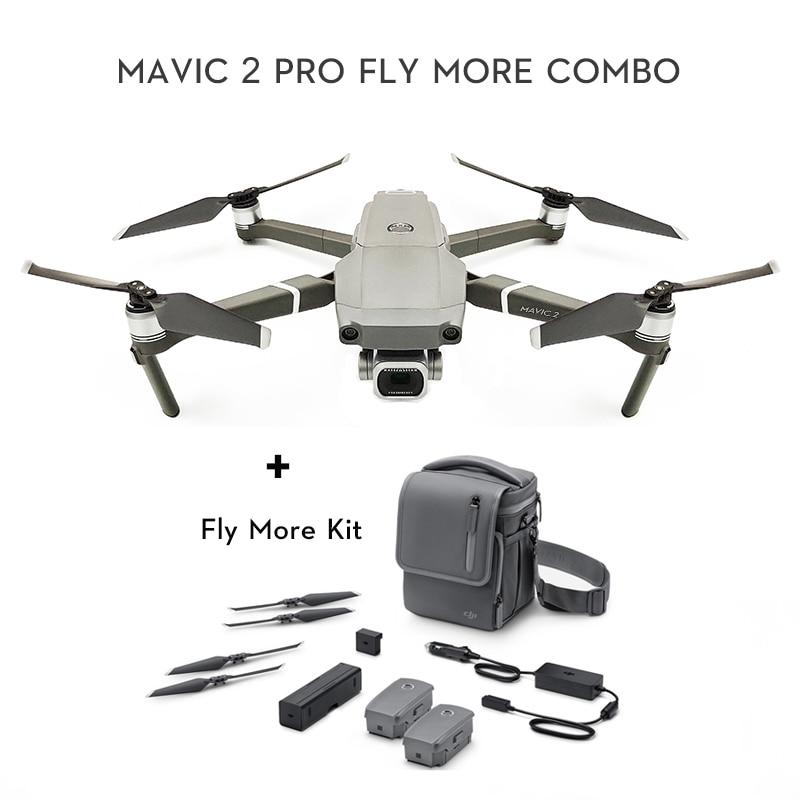 DJI Mavic 2 Pro / Mavic 2 Zoom / Fly More Combo Drone RC Quadcopter in stock original brand new|Camera Drones|   - AliExpress