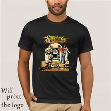 Freddo-Camiseta de cuello redondo, Camisa de algodón de película de