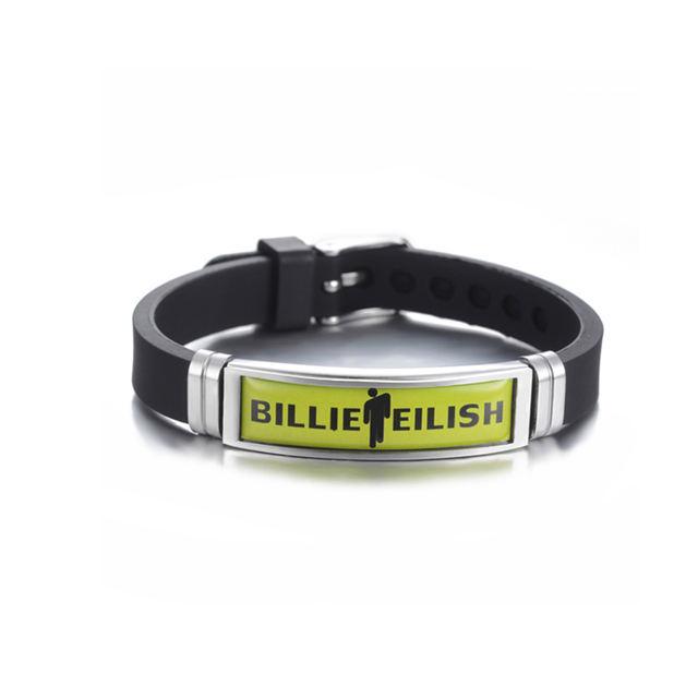 BILLIE EILISH THEMED BRACELET (4 VARIAN)