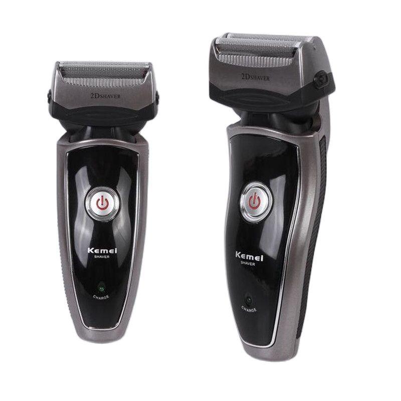 Купить бритва электрическая мужская для бороды стайлинг двойное лезвие