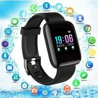 2019 D13 Смарт-часы для мужчин 1,3 дюймов цветной экран монитор сердечного ритма фитнес-трекер умные часы для женщин для Android IOS Телефон PK A1