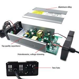 Image 3 - YZPOWER 54.6V 4.5A 5A 5.5A 6A 6.5A 7A 7.5A 8A 리튬 이온 Lipo 배터리 충전기 출력 DC 입력 100 240V