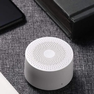 Image 5 - Originale Xiaomi MI Xiaoai Versione Casa Intelligente Senza Fili di Bluetooth Mini Speaker Altoparlante Stereo Portatile Con Il Mic di Controllo Vocale Vivavoce