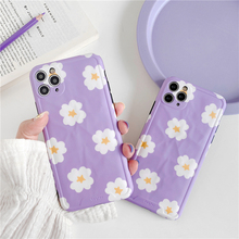 Fashion Cute Fresh flowers Phone Case For iPhone 11 Pro MAX X XR XS max cases for iPhone 8 7 plus back cover luxury soft cases cheap NoEnName_Null Fitted Case Apple iPhones iPhone 7 iPhone 7 Plus IPHONE 8 PLUS IPHONE X IPHONE XS MAX IPHONE XR iPhone11 Geometric