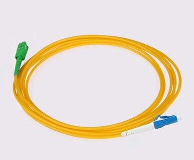 20Pcs/Pack LC/UPC-SC/APC Singlemode SM Simplex 3.0MM Fiber Optical Jumper Fiber Optic Patch Cord 1m/2m/3m