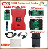 2020 Latest CGDI Prog MB for Benz Car Key Add Fastest for Benz Key Programmer with all Adapter Support All Key Lost