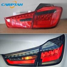 цена на Car Styling Taillight Tail Lights For Mitsubishi ASX RAR 2011 - 2018 Rear Lamp DRL + Turn Signal + Reverse + Brake LED Light