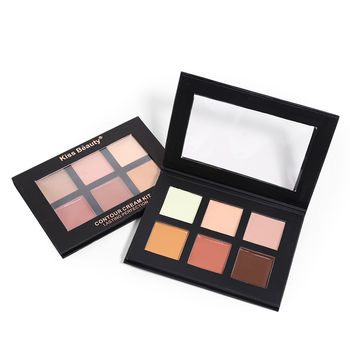 Nova Marca Professional Corretivo Facial Care Camouflage Neutro 15 cores Glitter Makeup Palette