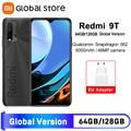 Мировая премьера глобальная версия смартфона Xiaomi Redmi 9T 4 Гб 64 ГБ/4 Гб 128 ГБ/6 ГБ 128 ГБ Snapdragon 662 48MP камера заднего вида без NFC