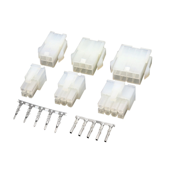 5557/5559 2x2/3/4/5/6/7/8/9/10/11/12Pin 24Pin 4.2mm Pitch Terminal/Housing/Pin Header Wire Connector Adaptor 5557 5559 Kits image